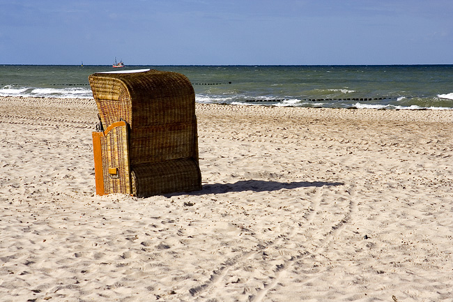 very last beach chair