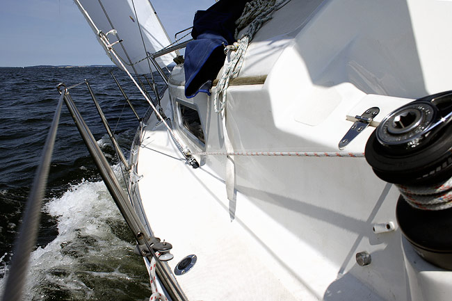 Sailing close to the wind | Hart am Wind