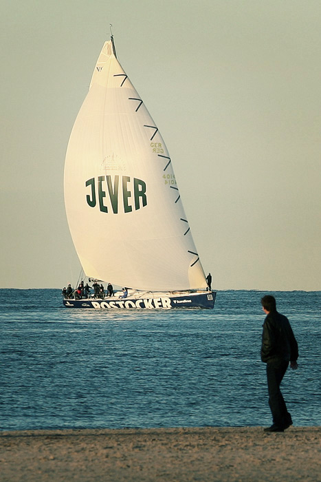 Jever on Rostocker | Jever auf Rostocker