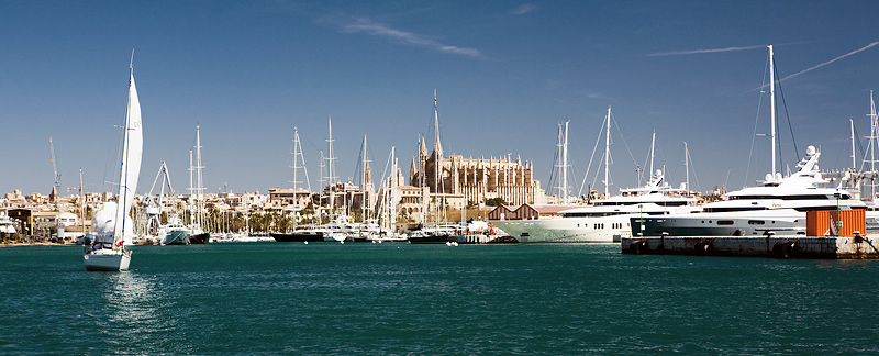 Panorama of Palma | Decent Yachts